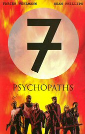 cover: 7 Psychopaths