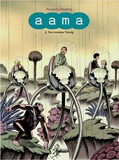 cover: Aama - The Invisible Throng