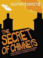 cover: Agatha Christie - The Secret of Chimneys