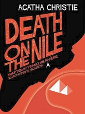 cover: Agatha Christie - Death on the Nile
