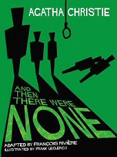 cover: Agatha Christie - And Then There Were None