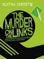 cover: Agatha Christie - The Murder on the Links