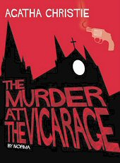 cover: Agatha Christie - The Murder at the Vicarage