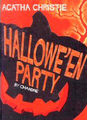 cover: Agatha Christie - Hallowe'en Party