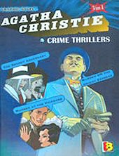 cover: Agatha Christie Crime Thrillers
