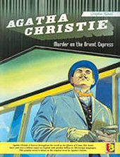 cover: Agatha Christie - Murder on the Orient Express
