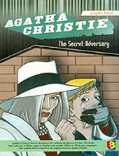cover: Agatha Christie - The Secret Adversary
