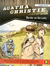 cover: Agatha Christie - Murder on the Links