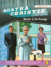 cover: Agatha Christie - Murder at the Vicarage