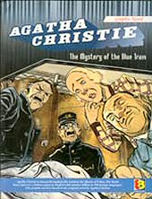 cover: Agatha Christie - The Mystery of the Blue Train