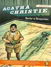cover: Agatha Christie - Murder in Mesopotamia