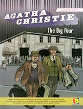 cover: Agatha Christie - The Big Four