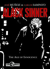 cover: Alack Sinner: The Age of Innocence