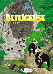 cover: Betelgeuse - The Caves
