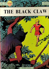 cover: Alix - The Black Claw