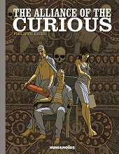 cover: The Alliance of the Curious
