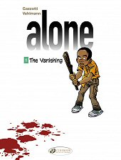 cover: Alone - The Vanishing