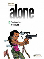 cover: Alone - The Master of Knives