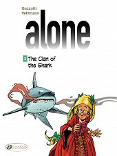 cover: Alone - The Clan of the Shark
