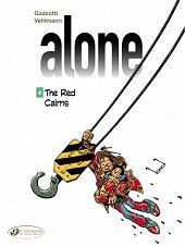 cover: Alone - The Red Cairns