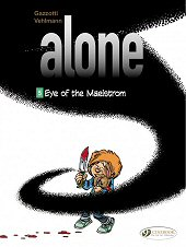cover: Alone - Eye of the Maelstrom