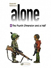 cover: Alone - The Fourth Dimension and a Half