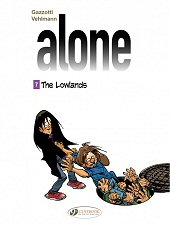 cover: Alone - The Lowlands