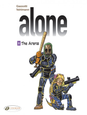 cover: Alone - The Arena