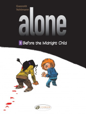 cover: Alone - Before the Midnight Child