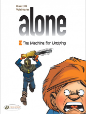 cover: Alone - The Machine for Undying