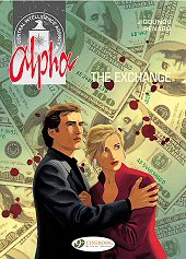 cover: Alpha - The Exchange