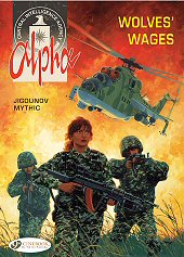 cover: Alpha - Wolves' Wages