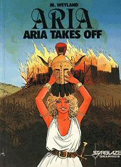 cover: Aria - Aria Takes Off