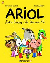 cover: Ariol - Just a Donkey Like You and Me