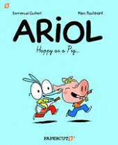 cover: Ariol - Happy as a Pig…