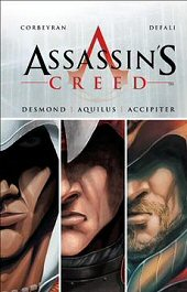 cover: Assassin's Creed - The Ankh of Isis Trilogy