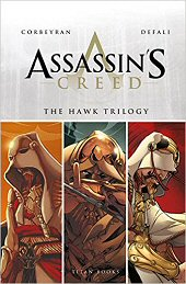 cover: Assassin's Creed - The Hawk Trilogy