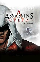 cover: Assassin's Creed - Desmond