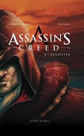 cover: Assassin's Creed - Accipiter