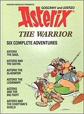 cover: Asterix the Warrior
