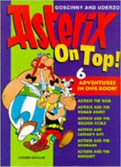 cover: Asterix on Top! - 6 adventures in one book