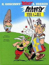 cover: Asterix the Gaul
