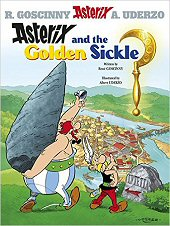 cover: Asterix and the Golden Sickle