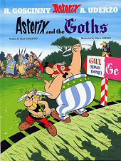 cover: Asterix and the Goths