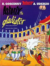 cover: Asterix the Gladiator