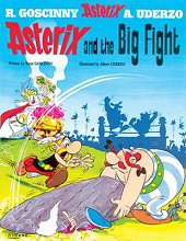 cover: Asterix and The Big Fight