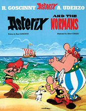cover: Asterix and the Normans