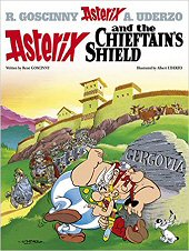 cover: Asterix and the Chieftain's Shield