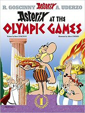 cover: Asterix at the Olympic Games