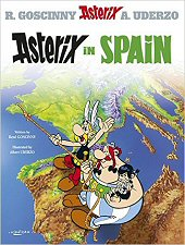 cover: Asterix in Spain